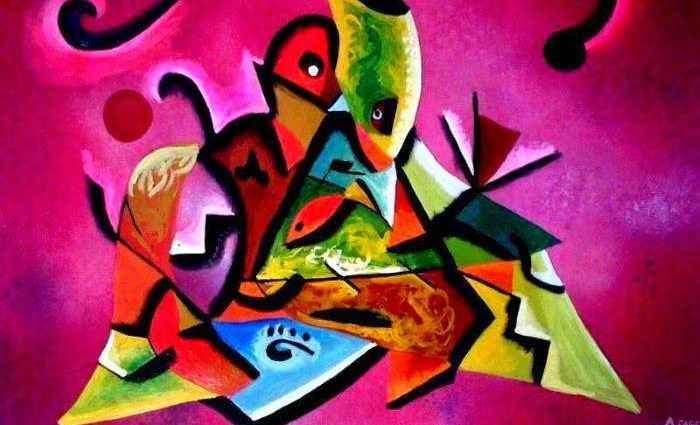 Современный мексиканский художник. Antonio Fabella 1