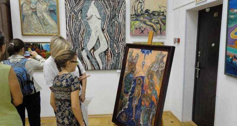 Forbes обнародовал рейтинг самых удачных живописцев в РФ 1