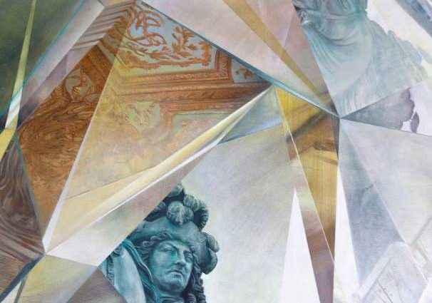 Взгляд сквозь кристалл. Джонатан Сайз (Jonathan Saiz) 1