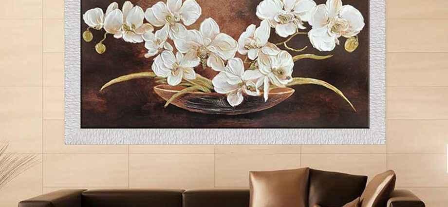 Картины маслом как источник энергии и способ украшения интерьера 1