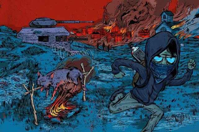 Иллюстратор Andres Guzman 1