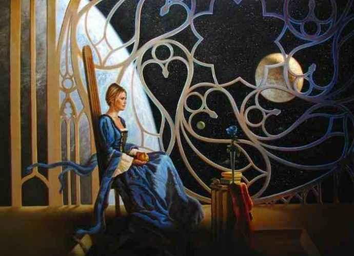 Релистичные картины маслом. Andrian Bekiarov 174