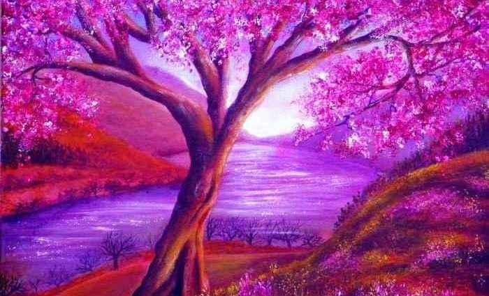 Яркие пейзажи. Ann Marie Bone 1
