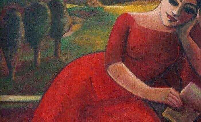 Женственность и лиризм. Anna Karpowicz-Westner 1