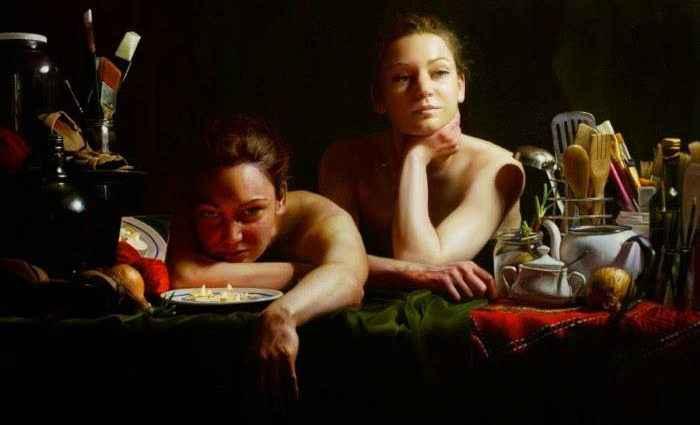Современная польская художница. Anna Wypych 1