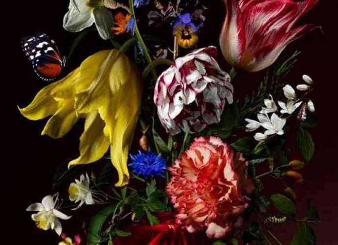 Натюрморты с цветами. Bas Meeuws. Часть 2 (фотограф) 113