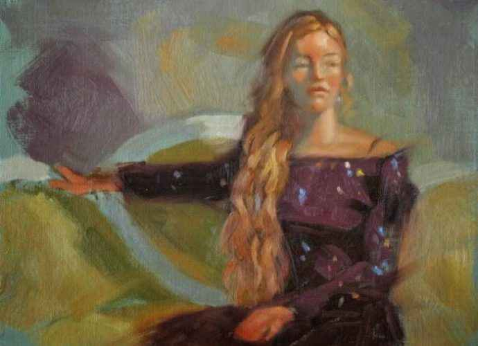 Американская художница. Claudia Hammer 57