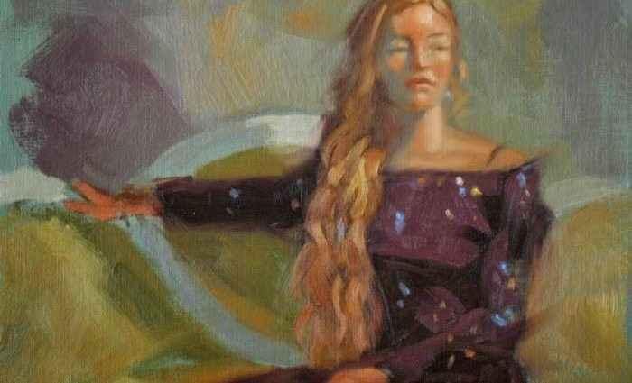 Американская художница. Claudia Hammer 1