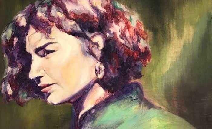 Нидерландский художник-реалист. Daphne Schrijver 1