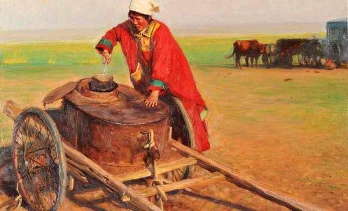 Сущность и душа монгольского народа. Edward Xu 1