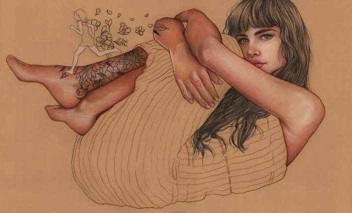 Ода вечной молодости и красоте. Elena Pancorbo 1