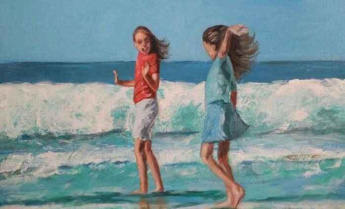 Нидерландский художник. Els Driesen 1