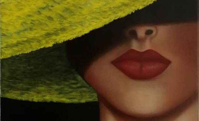 Бельгийский художник. Evgeniya Robeyn 1