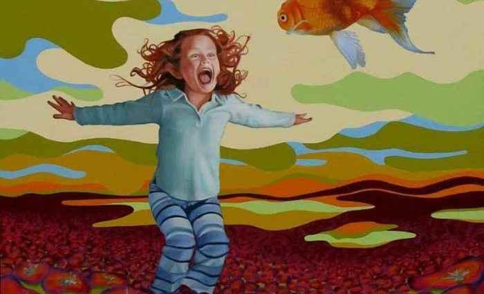 Канадский художник. Pascal Roy 1