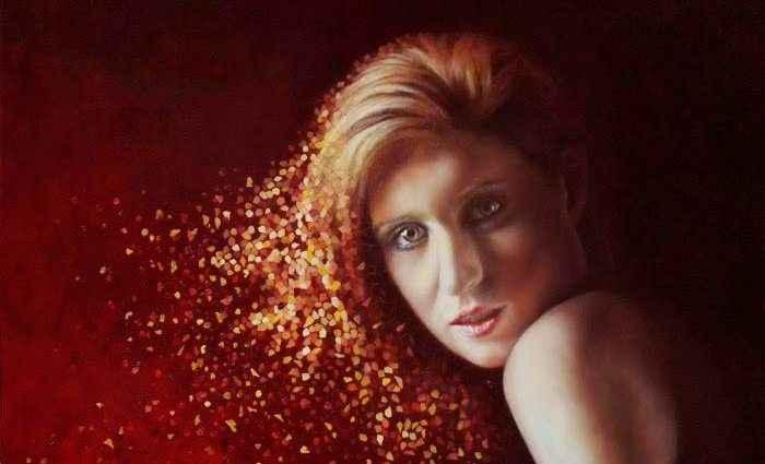 Австралийский художник-реалист. Ian de Raat 1