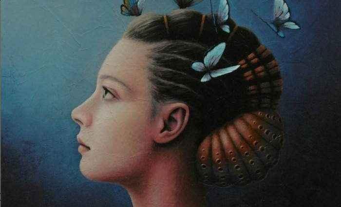 Канадский художник. Isabelle Tremblay 1