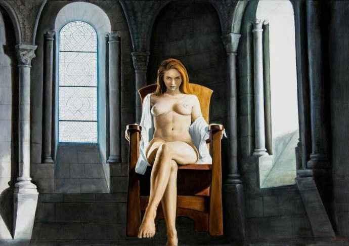 Женщины. Jean-Pierre Leclercq 16+ 65