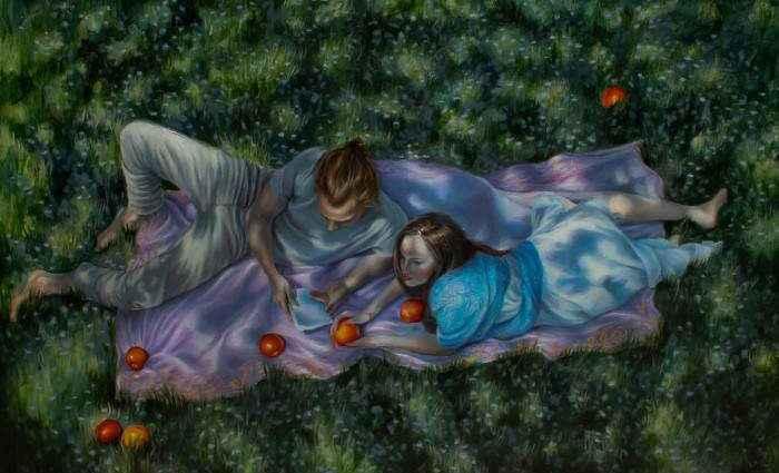Привлекательный магический мир. Jessica Libor 1
