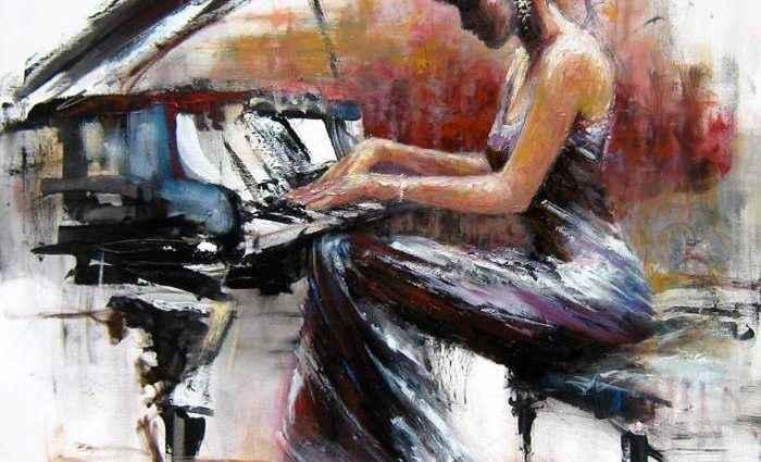Нежные и мечтательные картины. Joseph Capicotto 1