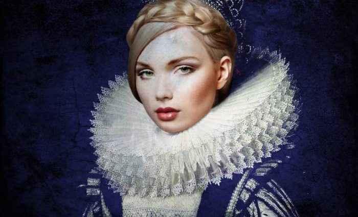 Реализм и абстрактные материи. Karin Vermeer 1