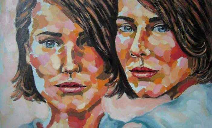 Аргентинский художник. Magdalena Ana Rosso 1