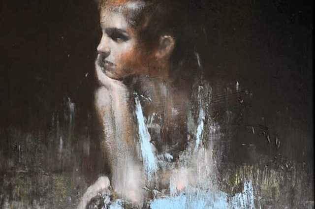 Рисунки пастелью и гуашью. Mark Demsteader 1