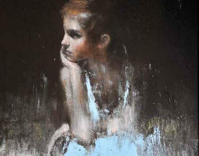 Рисунки пастелью и гуашью. Mark Demsteader 3