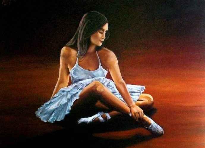 Современная аргентинская художница. Natalia Tejera 296