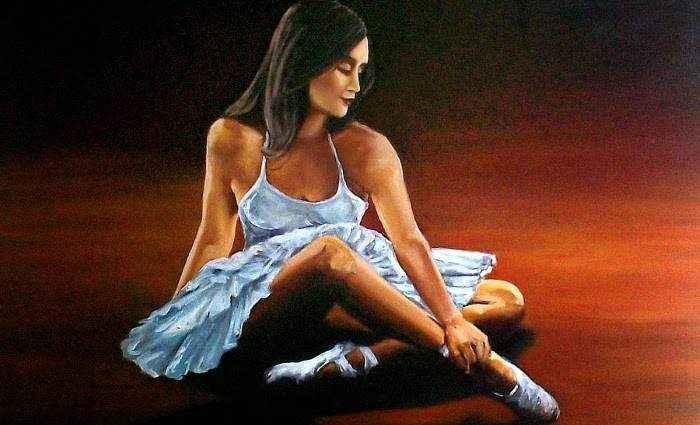 Современная аргентинская художница. Natalia Tejera 1