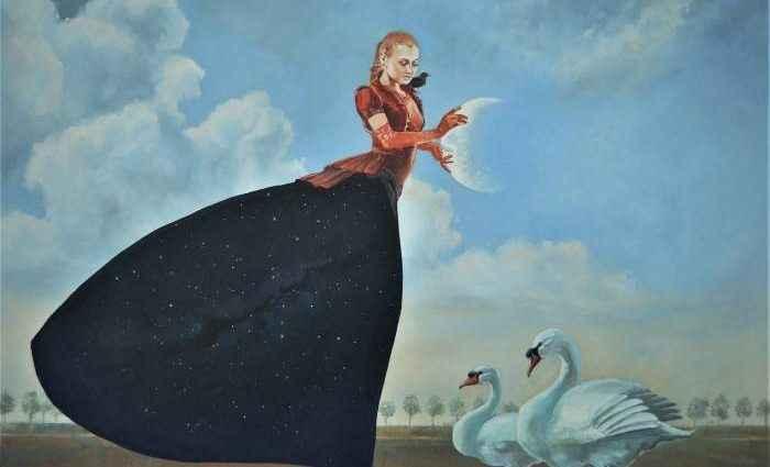 Нидерландский художник. Paulus Geeve 1