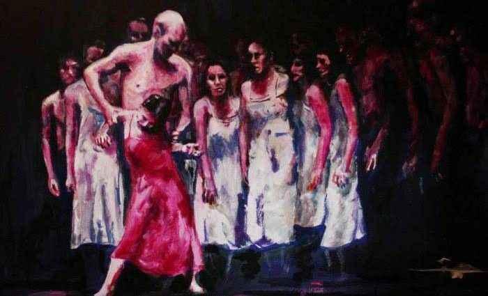 Изобразительное искусство Аргентины. Pedro De Matteis 1