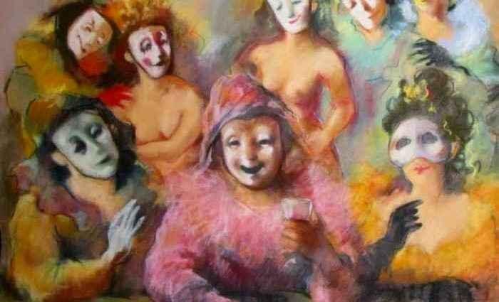 Аргентинский художник. Roberto Gatti 1