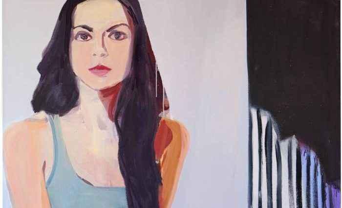 Современный канадский художник. Shelley Adler 1