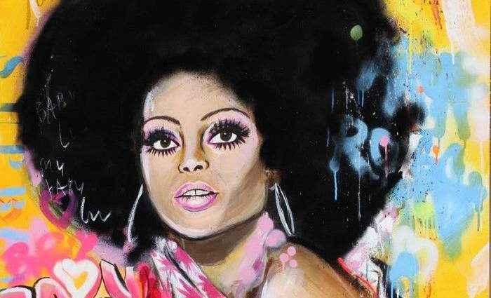 Нидерландский художник. Suzette Huwae 1