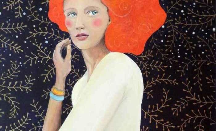 Страсть к цвету. Sylvie Demers 1