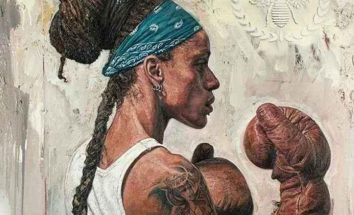 Канадский художник. Tim Okamura 1