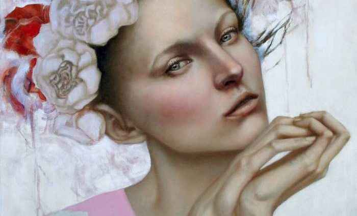 Аргентинский художник. Valeria Feliu 1