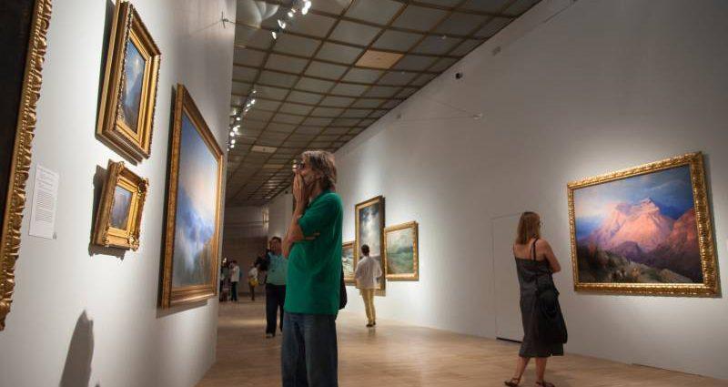 Во сколько обходится посещение выставок? (статьи) 1