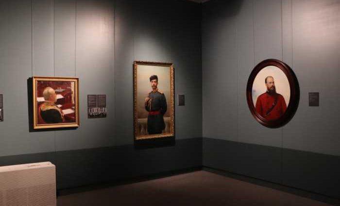 Грандиозная экспозиция российских музеев открылась в Мексике 1
