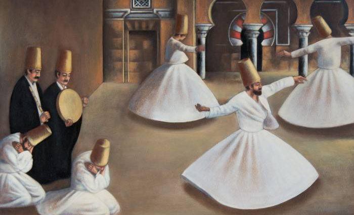 Искусство и духовность. Anna Maria Artegiani 1