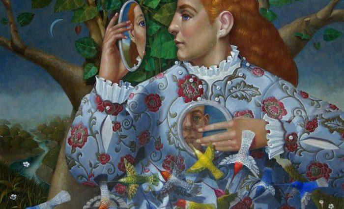Колумбийский художник. Armando Valero 1