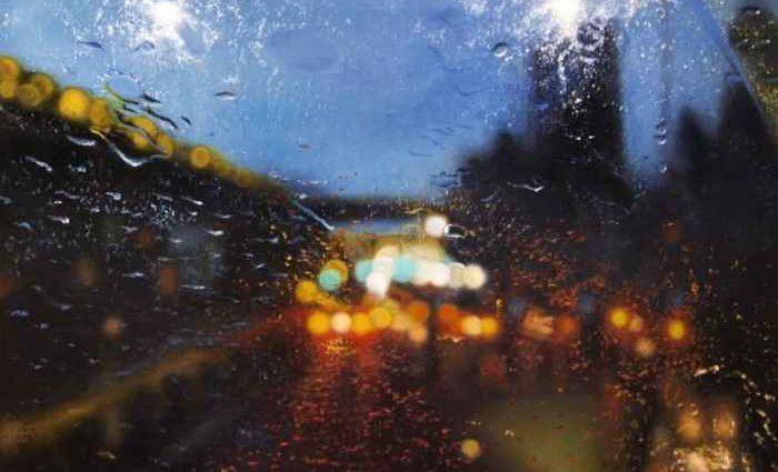 Искусство для меня - отражение души. Aziza Alaoui 1