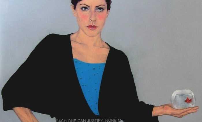 Плоские и однотонные цвета. Barbara Bonfilio 1