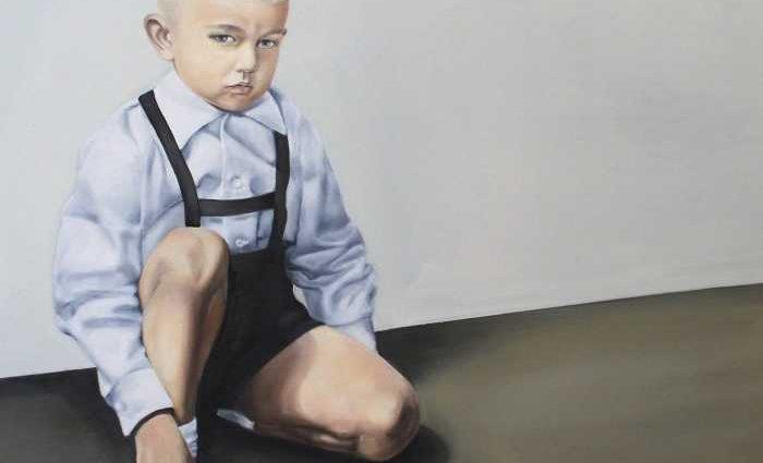 Финский художник. Camilla Mihkelsoo 1