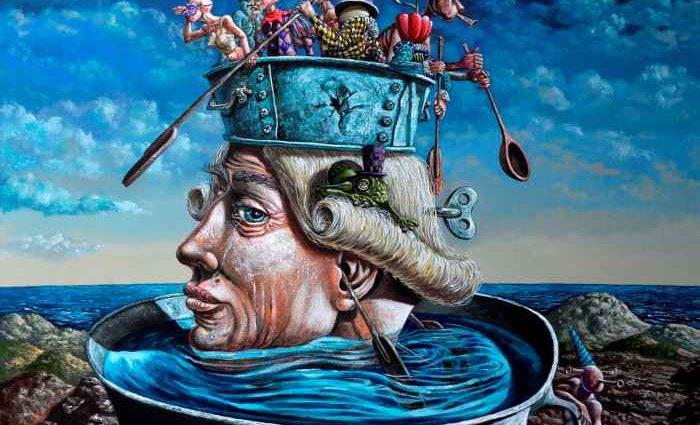 Кубинский художник. Carmelo Gonzalez Gutierrez 1