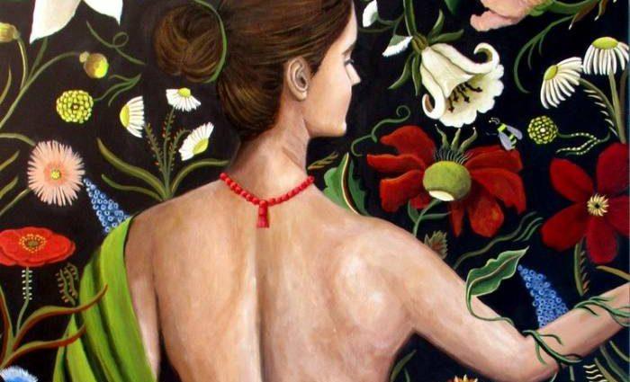 Американский художник. Catherine Nolin 1