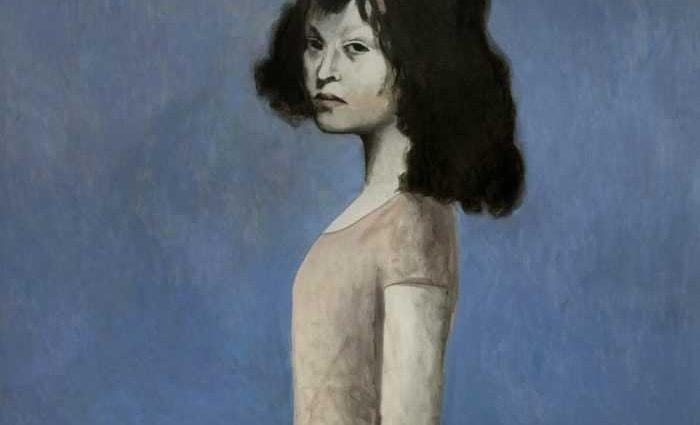 Американский художник. Claerwen James 1