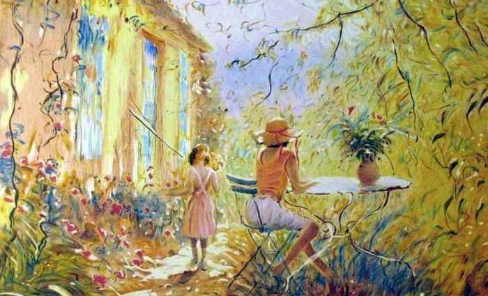 Мастер современного импрессионизма. Claude Fossoux 1