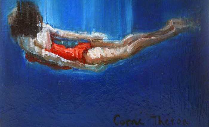 Вода как метафора нашего подсознания. Corne Theron 1