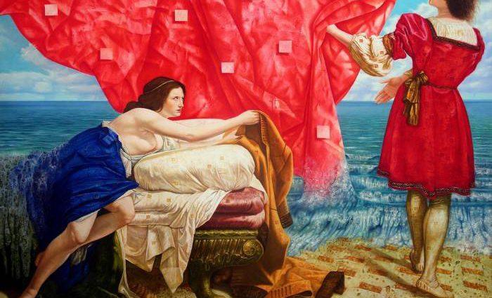 Кубинский художник. Enrique Toledo 1